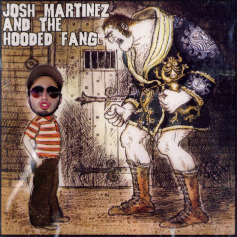 Josh Martinez - ... and the hooded fang