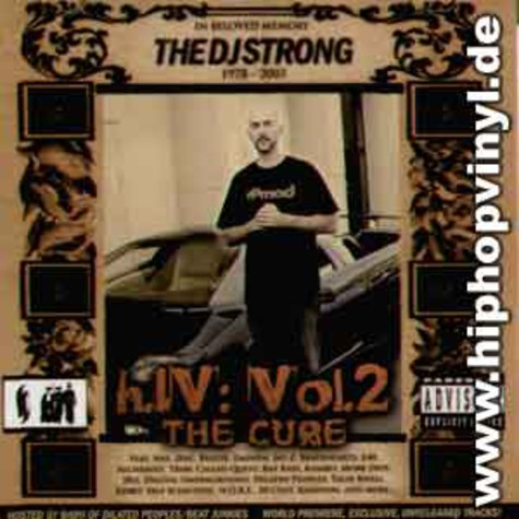 The DJ Strong - H.i.v. vol. 2: the cure