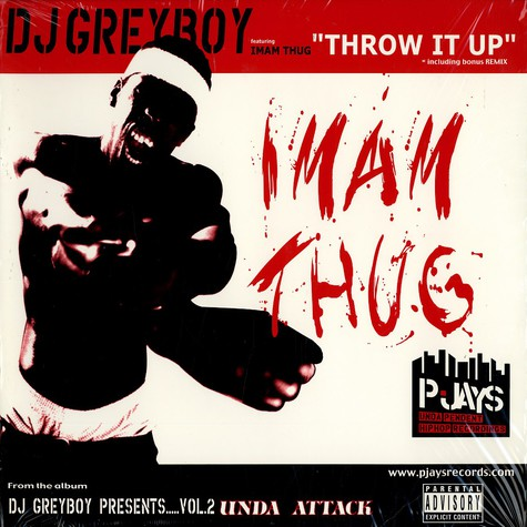 DJ Greyboy - Throw it up