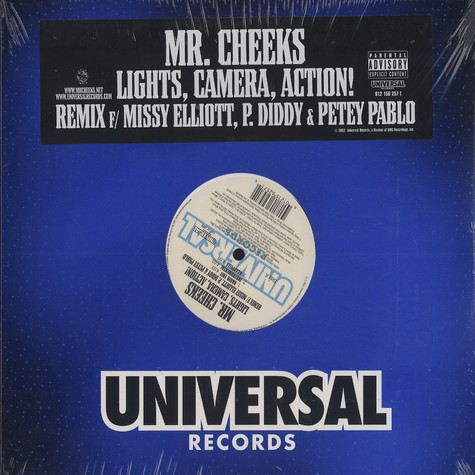 Mr.Cheeks of Lost Boyz - Lights, camera, action remix