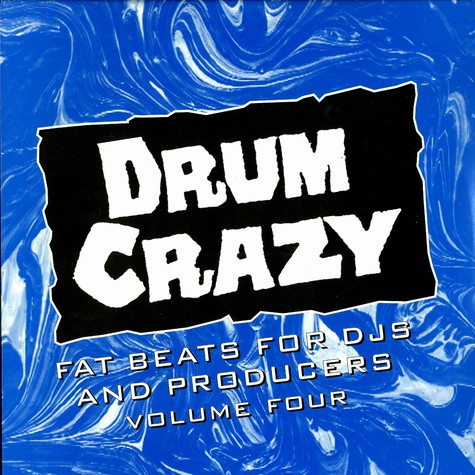Drum Crazy - Vol.4