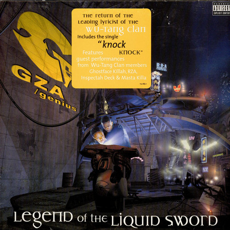 Genius / GZA - Legend Of The Liquid Sword