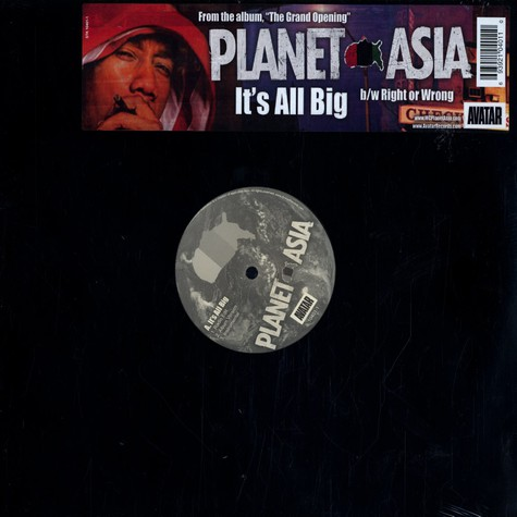 Planet Asia - Its all big
