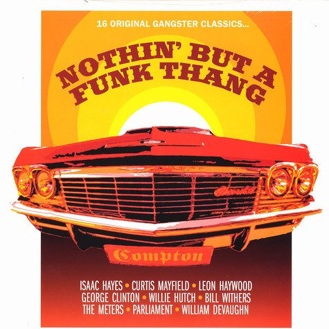 V.A. - Nothin but a funk thang