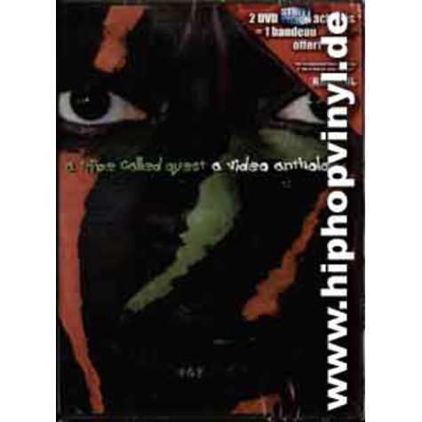 A Tribe Called Quest - Video anthology