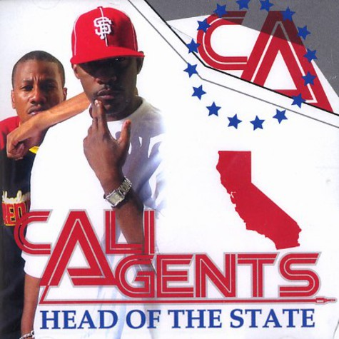 Cali Agents (Rasco & Planet Asia) - Head of the state