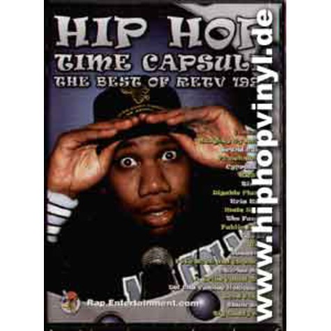 Hip Hop Time Capsule - The best of 1992