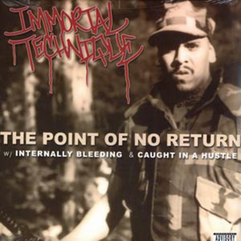 Immortal Technique - The point of no return
