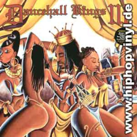 V.A. - Dancehall kings vol. 3