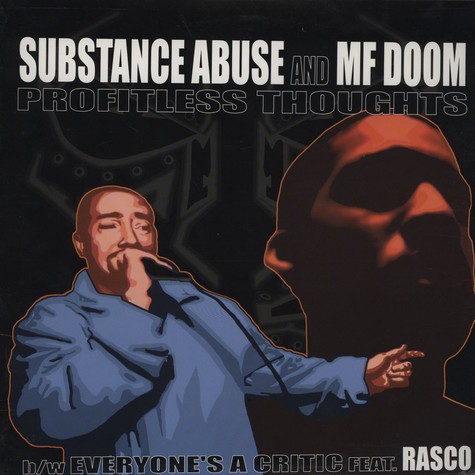 Substance Abuse - Profitless thoughts feat. MF Doom
