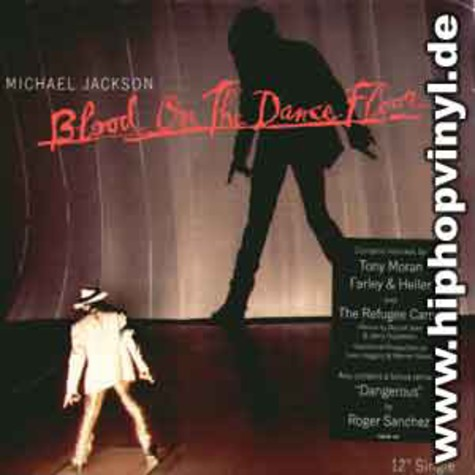 Michael Jackson - Blood on the dance floor + REFUGEE CAMP REMIX!!!