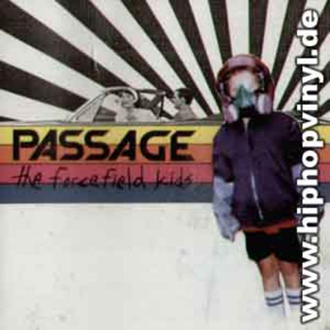 Passage - The Forcefield Kids