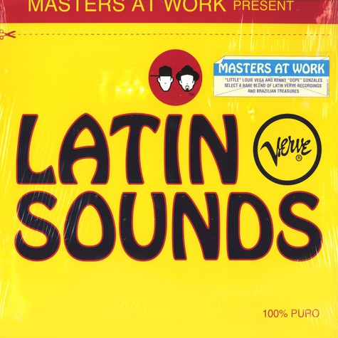Masters At Work (Louie Vega & Kenny Dope) - Verve latin sounds
