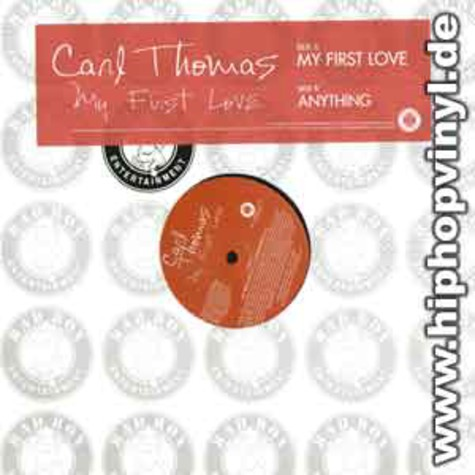 Carl Thomas - My first love