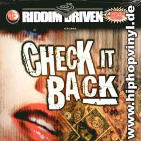 Riddim Driven - Check it back