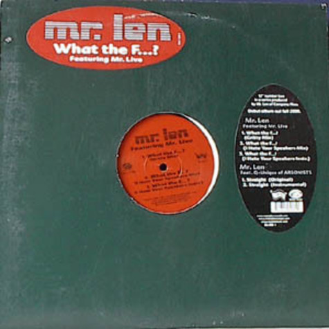 Mr.Len - What the f... ? feat. Mr.Live