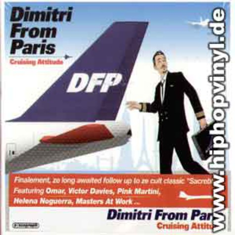 Dimitri From Paris - Cruising attitude
