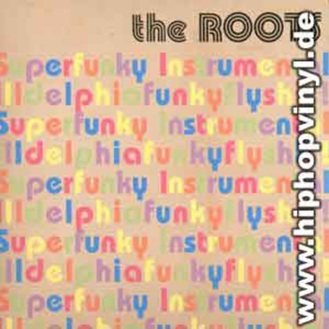Roots, The - Superfunky instrumentals