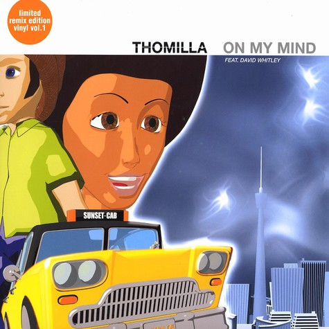 DJ Thomilla - On my mind feat. David Whitley vol.1