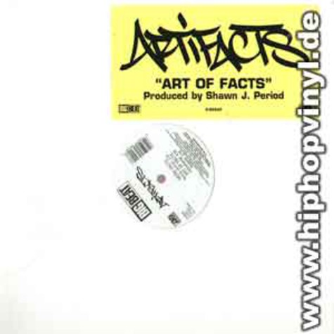 Artifacts - Art of facts
