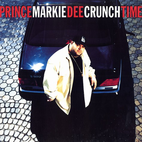 Prince Markie Dee - Crunchtime feat. Hasan The Love Child