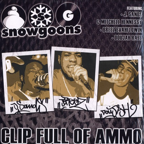 Snowgoons - Clip full of ammo feat. J.Sands of Lone Catalysts