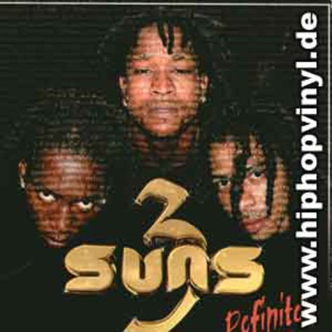 3 Suns - Definizely