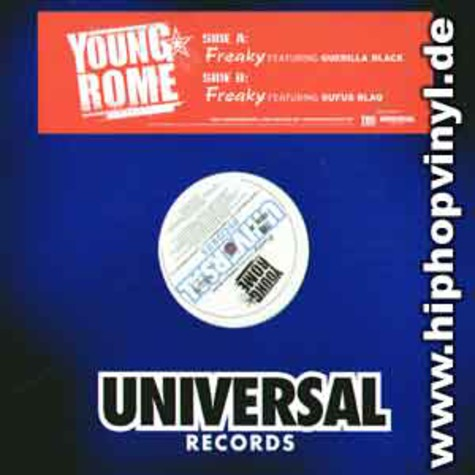 Young Rome - Freaky feat. Guerilla Black