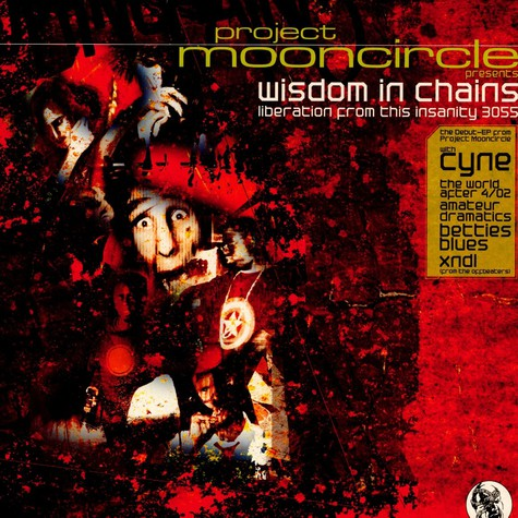 Project Mooncircle - Wisdom in chains EP