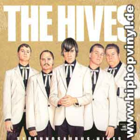 Hives, The - Tyrannosaurus hives