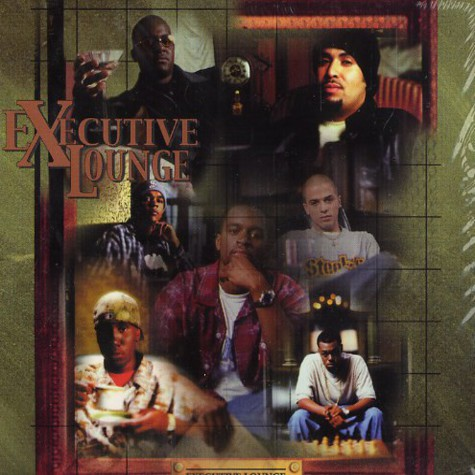 Executive Lounge (Encore, Grand of Homeliss Derilex, Turbin, Architect, Halekost, Dave Dubb & Persevere) - Executive Lounge