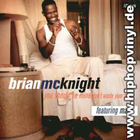 Brian McKnight - You should be mine remix feat. Mase