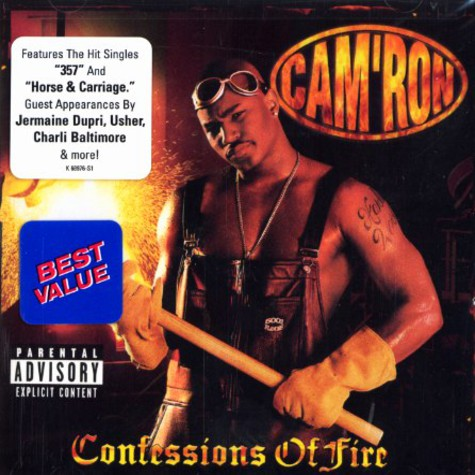 Camron - Confessions of fire