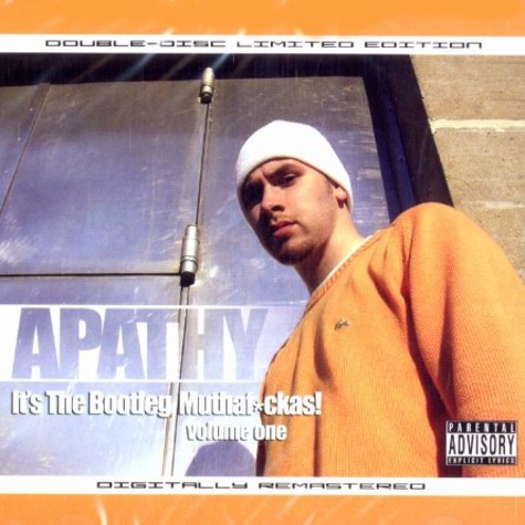 Apathy - It's the bootleg muthafuckas vol.1
