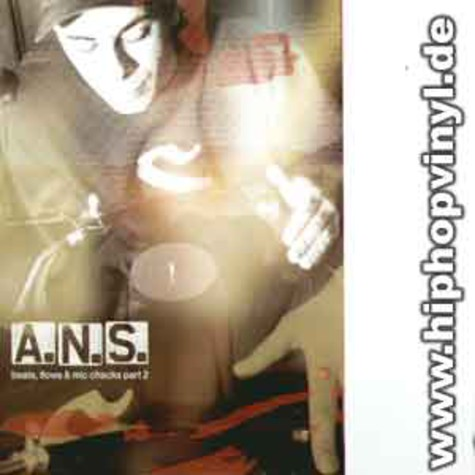 A.N.S. - Beats, flows & mic checks pt.2