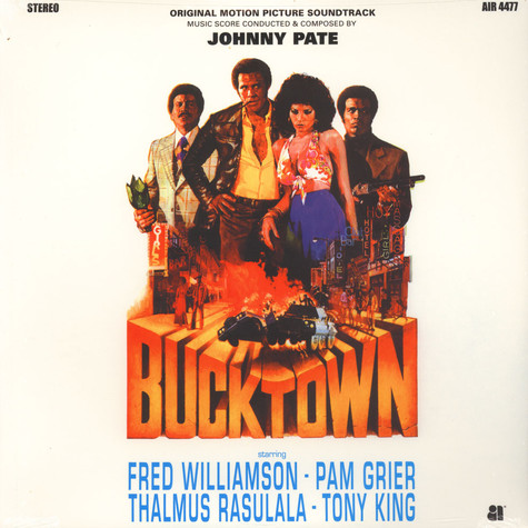 Johnny Pate - OST Bucktown