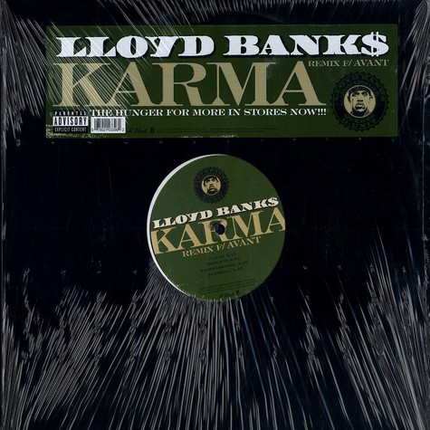 Lloyd Banks - Karma remix feat. Avant