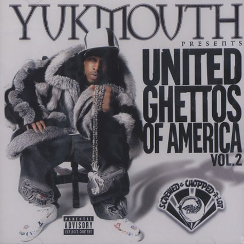 Yukmouth - United ghettos of america vol.2