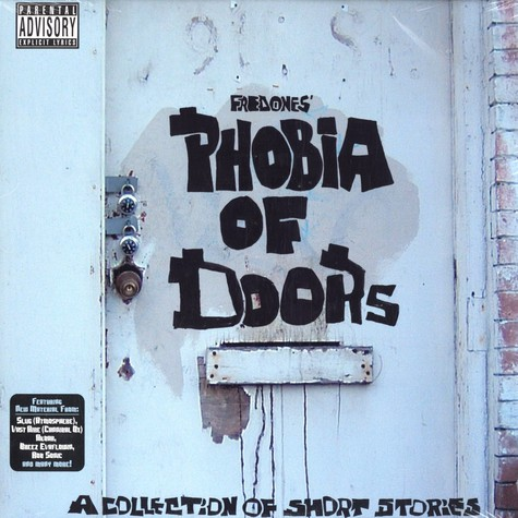 Fred Ones - Phobia of doors