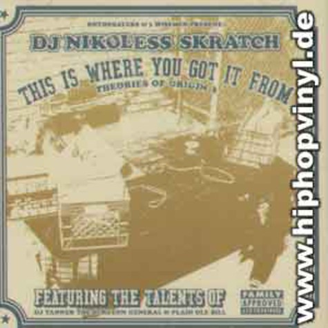 DJ Nikoless - This is where you got it from