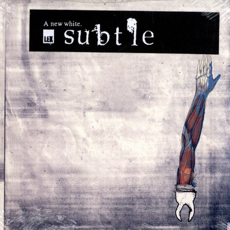 Subtle (Dose One &  Jel of Anticon) - A new white