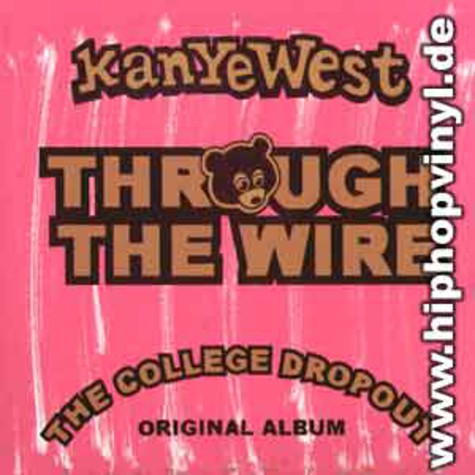 Kanye West - Through the wire - unreleased stuff