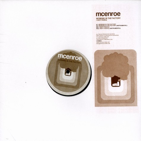 Mcenroe - Working in the factory