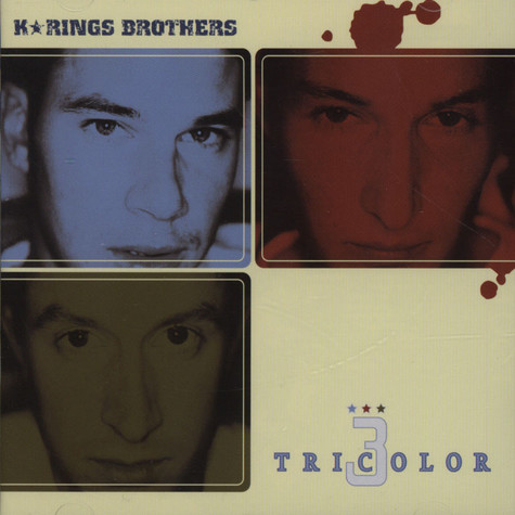 K-Rings Brothers - Tricolor