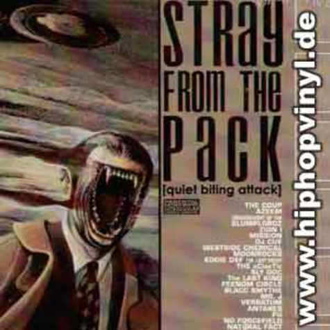 V.A. - Stray from the pack