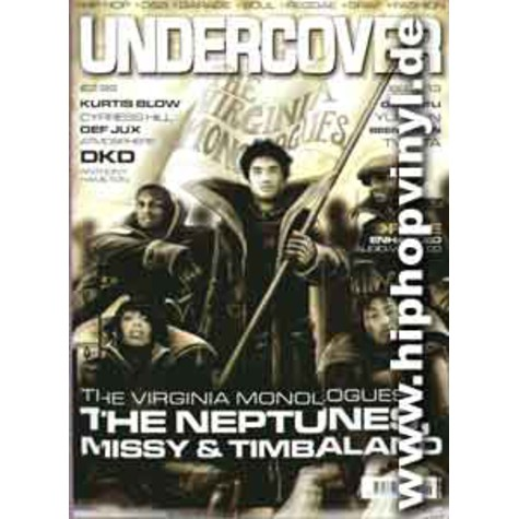Undercover Mag - Issue 13