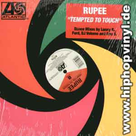 Rupee - Tempted to touch dance remixes