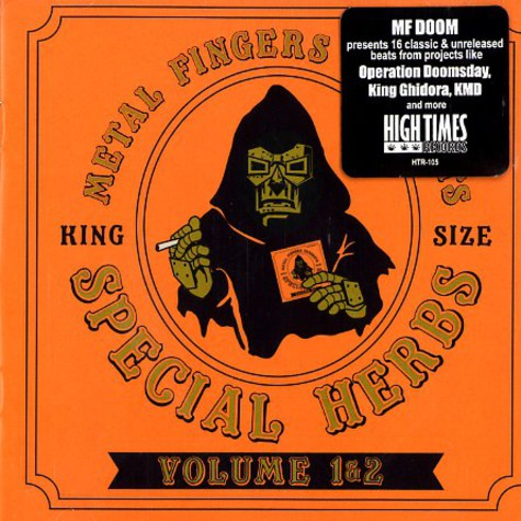 MF Doom - Special Herbs Volume 1,2