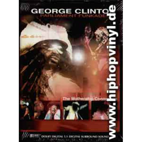 George Clinton - Mothership connection