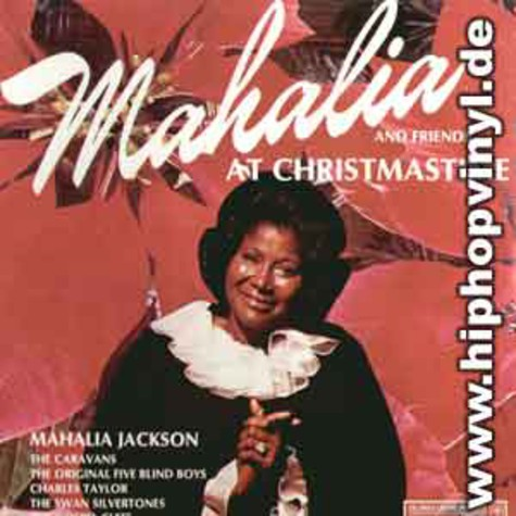 Mahalia Jackson - It's christmas time